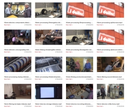 The videos highlighted on this page are just a fraction of the hours of footage produced by the ADAPT project, and available to search, view and download on Figshare.